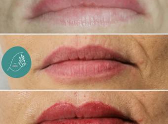 Sublimez vos lèvres : faites un maquillage semi permanent.